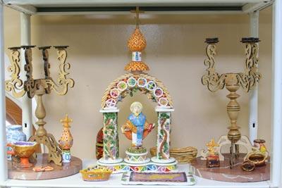 Крещенские морозы не испугали православных